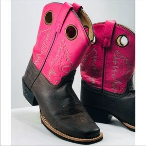 Austin Clothing Co. Shoes - Austin Trading Co. Kids' GiddyUps Cowgirl Boots